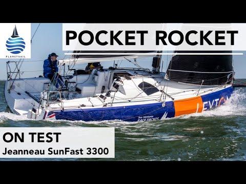 Jeanneau SunFast 3300   on test