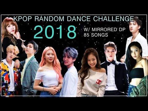 KPOP RANDOM DANCE CHALLENGE 2018 🎆 | w/ mirrored DP