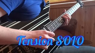 Avenged Sevenfold Tension SOLO