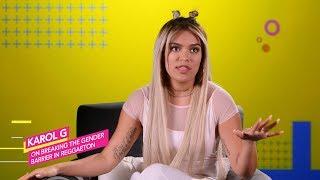 KaRoL G isn't letting gender barriers in reggaeton stop her