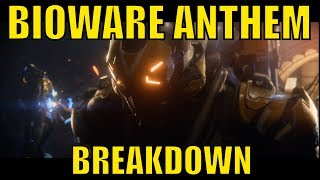 Anthem Teaser Trailer Breakdown - New Bioware Game - EA E3 2017