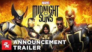 Marvel's Midnight Suns - 'The Awakening' | Official Announcement Trailer