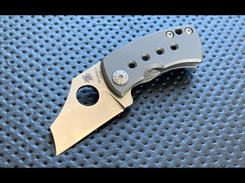 The Spyderco McBee Pocketknife: The Full Nick Shabazz Review