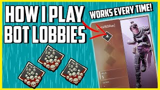 How To Get Into Apex Legends Bot Lobbies, The Truth About My Lobbies And My Apology