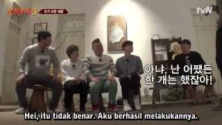 Mino playing skipping ( The Journey To The West 3 ) sub indo