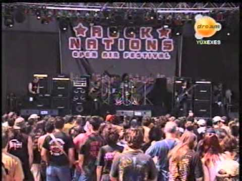 Nu.Clear.Dawn at Rock The Nations festival - Istanbul, Turkey