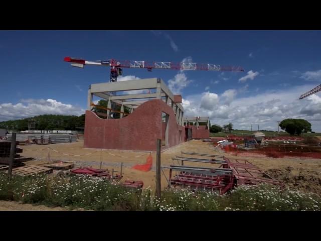 2016 - Maillon Sud Montpellier - Station de pompage Méjanelle III : un ouvrage clé d'Aqua Domitia