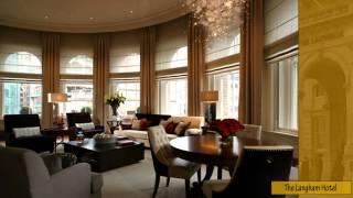 Гостиница The Langham в Лондоне