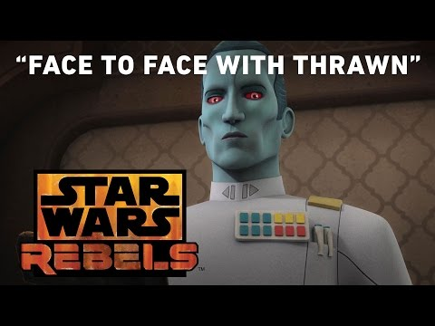 Star Wars Rebels Season 3 (Clip 'Face to Face with Thrawn')