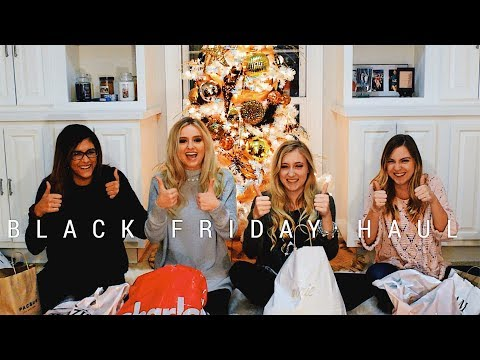 BLACK FRIDAY HAUL 2017!!! Canary, Fit Bit, & MORE
