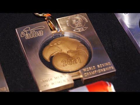 Złoty medal Młodzieżowych Mistrzostw Świata Mężczyzn i Kobiet w Boksie 2021