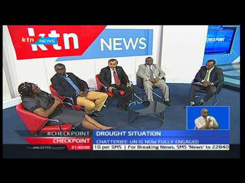 Checkpoint Interview on the drought situation in Kenya
