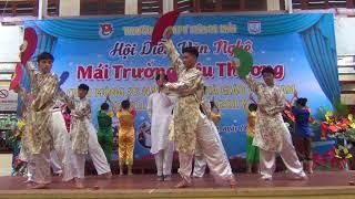 H2TV-Vinh quy bái tổ-10C6 Trường THPT Hàng Hải