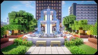 Minecraft: Fountain [Tutorial]