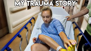 why i was admitted into the ICU due to a psychological break & brain injury (my story)