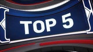 NBA Top 5 Plays of the Night | April 19, 2019