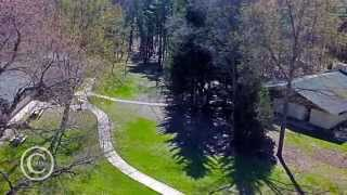 Proud Lake State Park Recreation Area Spring Footage 2015