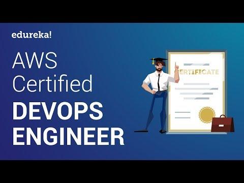 AWS Certified DevOps Engineer | DevOps Training | AWS Training ...