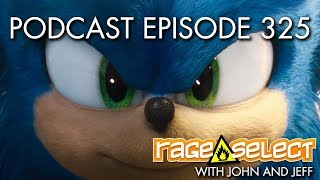 The Rage Select Podcast: Episode 325 with John and Jeff!