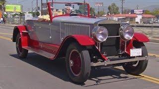 Jay Leno's Doble Steam Car