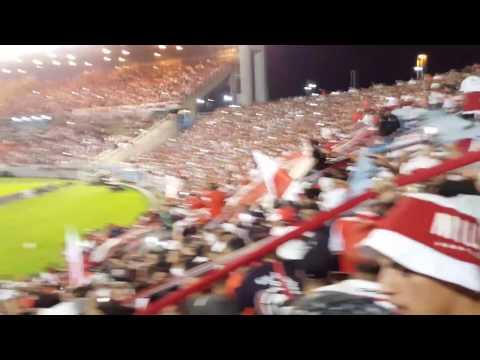 """""""Entrada los Borrachos del Tablon!!! MDQ RIVER vs boca 2017."""" Barra: Los Borrachos del Tablón • Club: River Plate"""