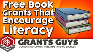 GrantsGuys Book Grant