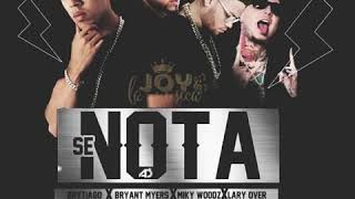 Se nota🎶 Brytiago❌Bryant Myers❌Miky Woodz❌ Lary Over [Preview]