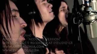 AndragoniA - Cold Fire ( Rush ) - Acoustic Version HD(Official)