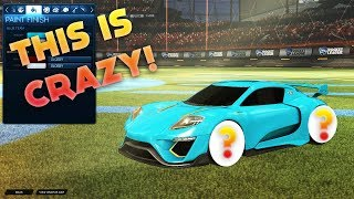THIS IS INSANE!!! | Rocket League Crate Opening