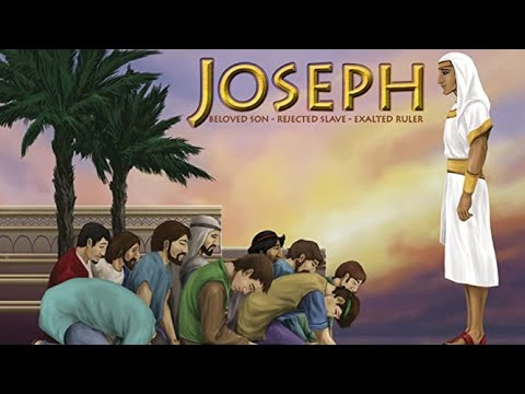 Joseph: Beloved Son, Rejected Slave, Exalted Ruler DVD movie- trailer