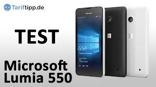 Microsoft Lumia 550   Test deutsch (HD/4K)