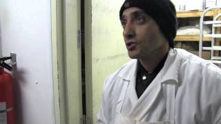 The process of making meat Kosher (Jewish version of Hallal)