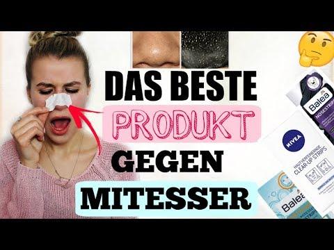 DAS BESTE PRODUKT GEGEN MITESSER und PICKEL! ❌ Nivea Clear Up Strips LIVE TEST 🤭