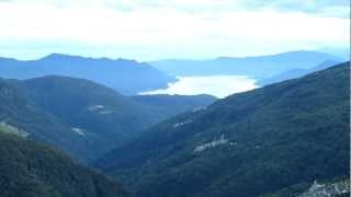 preview picture of video 'Tronzano, Lago Maggiore, Ticino, Switzerland, Europe'