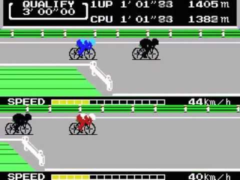Hyper Sports 3 Japan MSX Gameplay video Snapshot