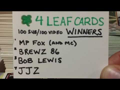100 Sub/video contest: AND THE WINNER IS...ARE...