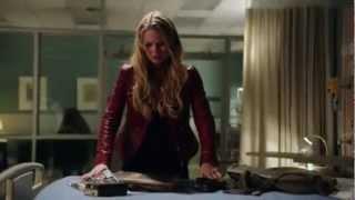 Emma emmène Henry à l'hôpital VO