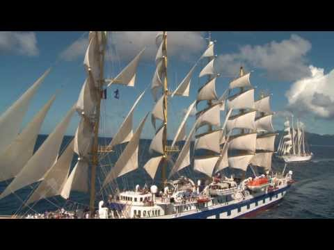 Star Clippers Aerials