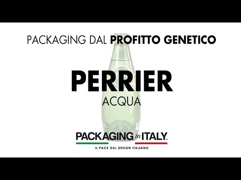 03 Packaging Profitto Genetico™ : Acqua Perrier