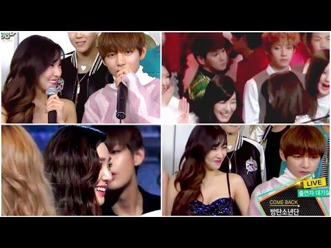 mp4 Tiffany Snsd Dan Jin Bts, download Tiffany Snsd Dan Jin Bts video klip Tiffany Snsd Dan Jin Bts