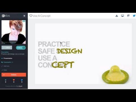Temas y conceptos para diseño web
