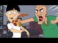 Fake Order Drives Indian Restaurant Owner Crazy