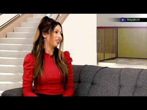 My interview video in Kannada language by Naya Tv