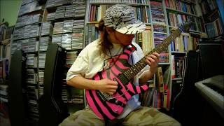 Sydius plays solo for Total Loss by Avi Rosenfeld