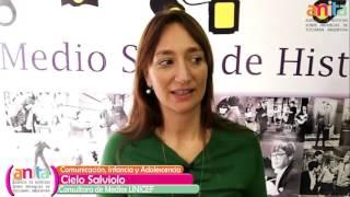 Cielo Salviolo destacó la importancia de formar periodistas con mirada de derechos