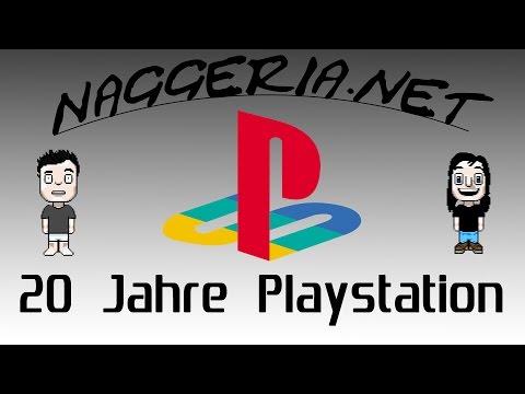 [Retro-Freitag] Naggeria feiert 20 Jahre Playstation! (Part 2/2)