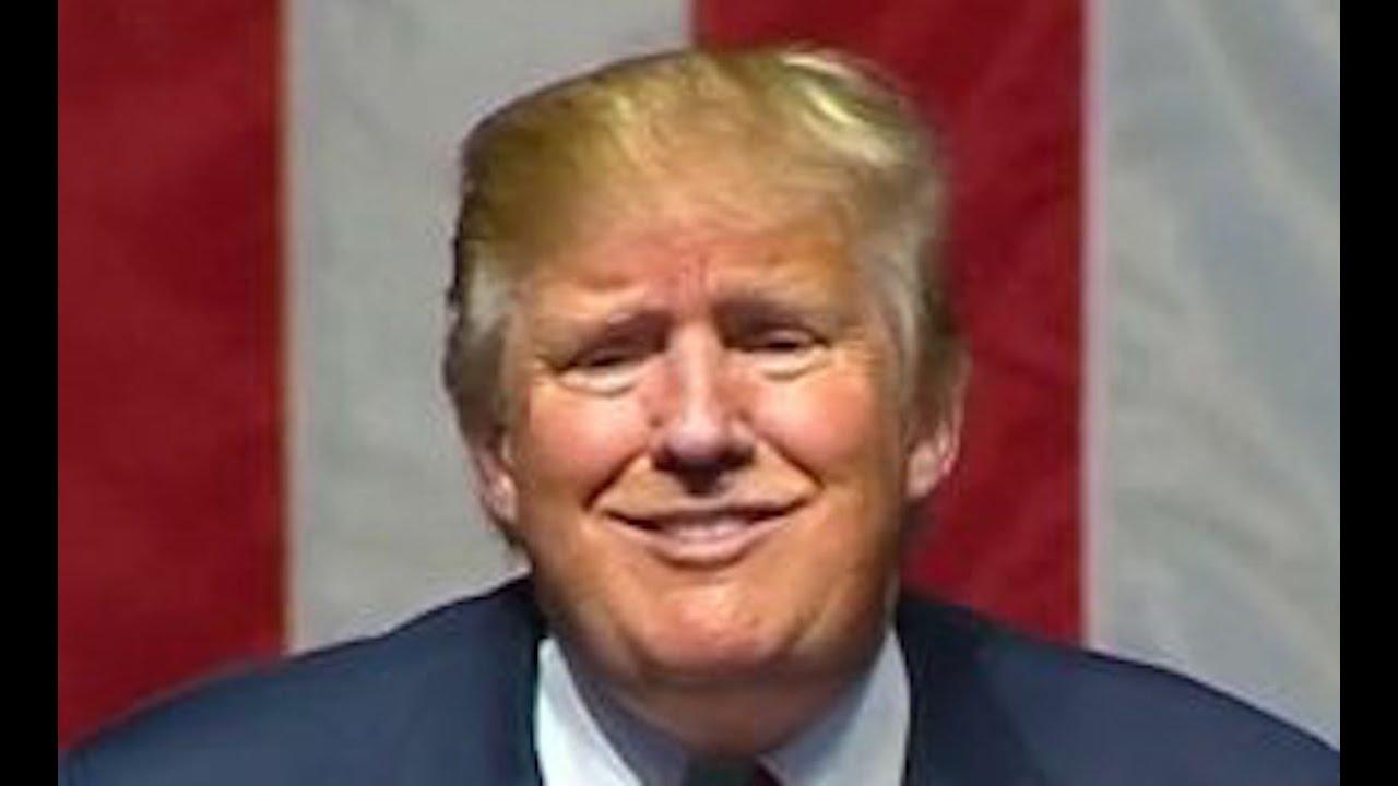 Donald Trump's Goofy Bully Face thumbnail