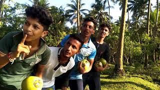 #बोंडे-चोर 🧟♂️ #Malvani#Gajali