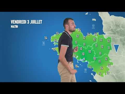 Illustration de l'actualité La météo de votre vendredi 3 juillet 2020
