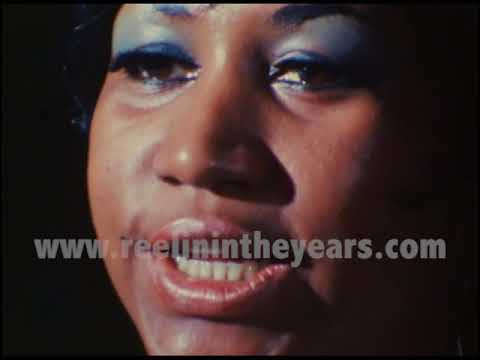 "Aretha Franklin- ""Groovin'/People Get Ready/Since You've Been Gone"" • 1967  [RITY Archives]"